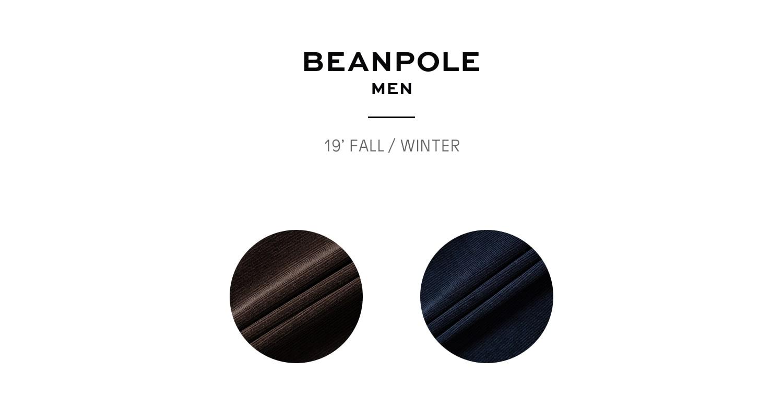 빈폴 멘(BEANPOLE MEN) 블루 솔리드 코듀로이 재킷 (BC9811C55P)
