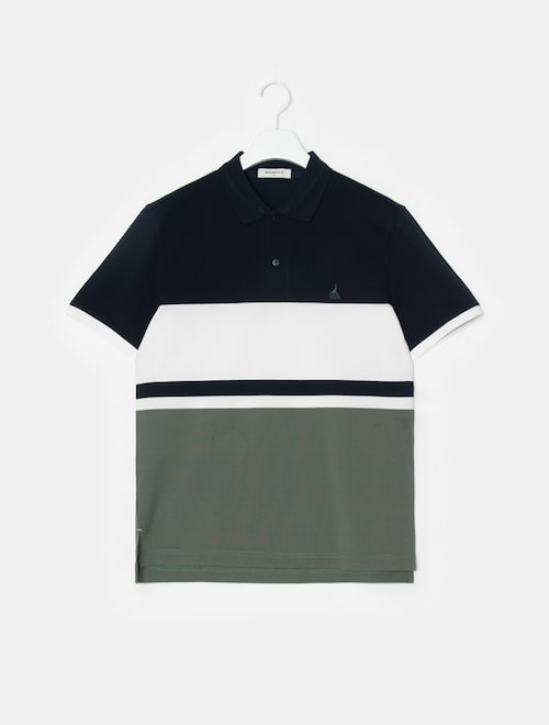 d748c50cee 19SS Beanpole Men [시즌오프] Color Block Collar T-Shirts – Navy Discount price  USD 82.80 Sale price USD 131.42 Discount rate37% 빨간색 베이지 녹색 파란색 ...