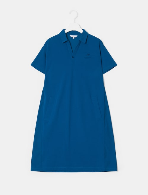 62ee85092a 19SS Beanpole Sport SuPima Woven Color Pique Dress – Navy (Women) Discount  price USD 113.52 Sale price USD 141.90 Discount rate20%
