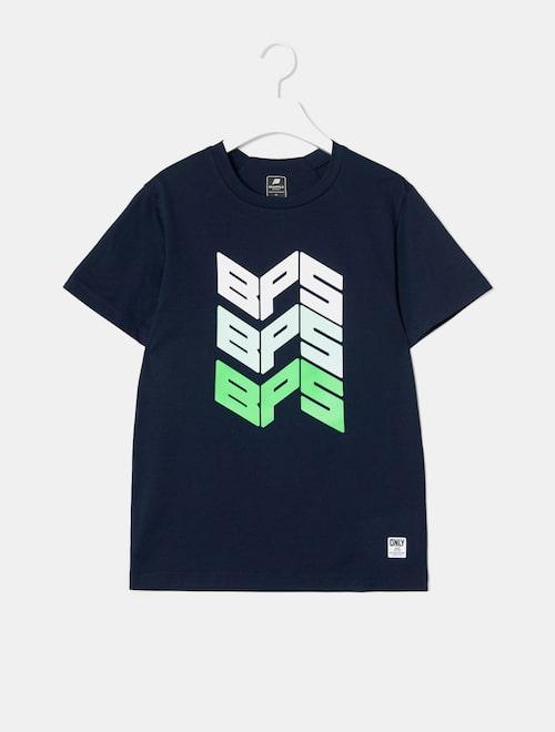 4bb64a13a9b7 Beanpole Sport-ACTIVE Wave Logo T-Shirt - Navy (Men)│Samsung C&T ...