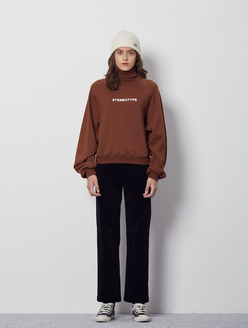 Turtleneck Sweatshirt | Adidas
