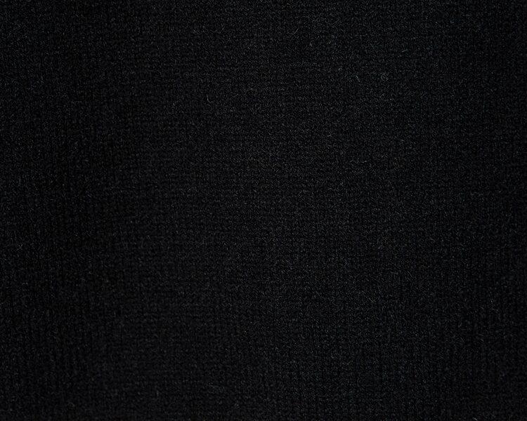 에잇세컨즈(8SECONDS) 블랙 트위드형 진주 버튼업 니트 카디건 (350Y5AJQ45)