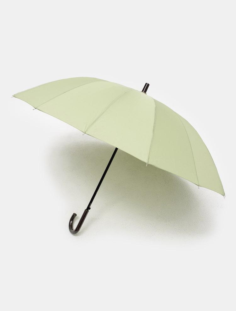 에잇세컨즈(8SECONDS) 카키 베이직 스트랩 장우산 (29128AWY1H)