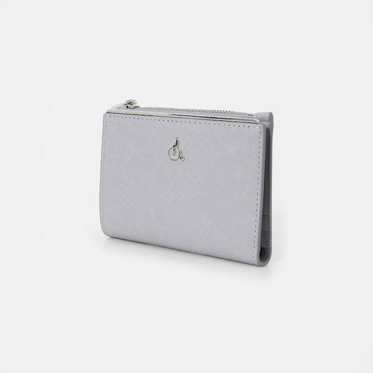 빈폴 액세서리(BEANPOLE ACCESSORY) 루시 미니지갑(SmarT) - Grey (BE01A4T043)