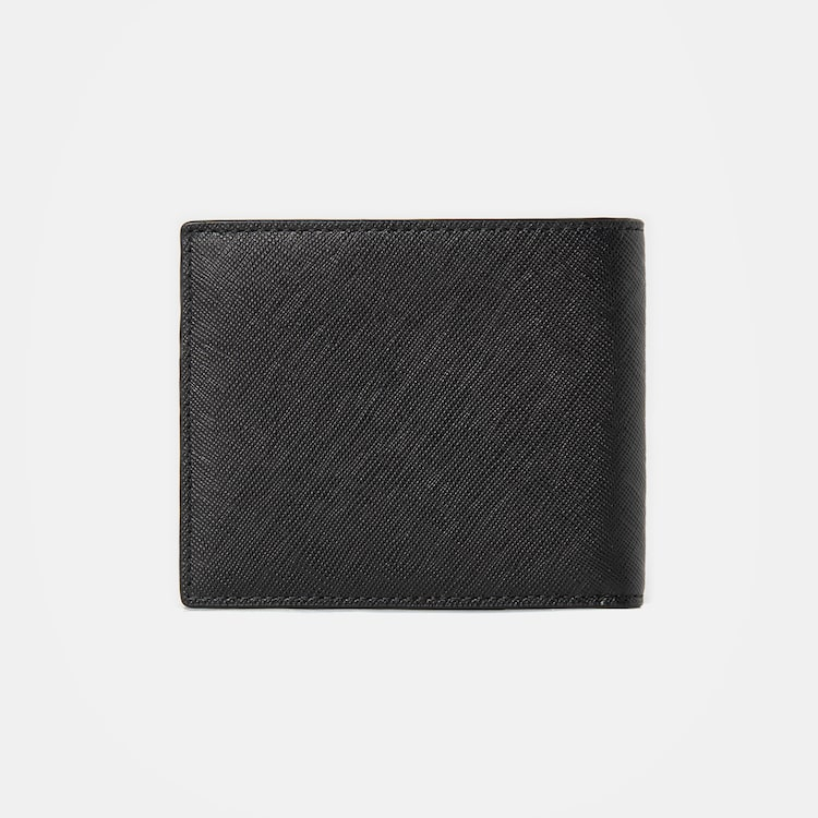 빈폴 액세서리(BEANPOLE ACCESSORY) 웨이즈빈 반지갑(SmarT) - Black (BE06A3T435)