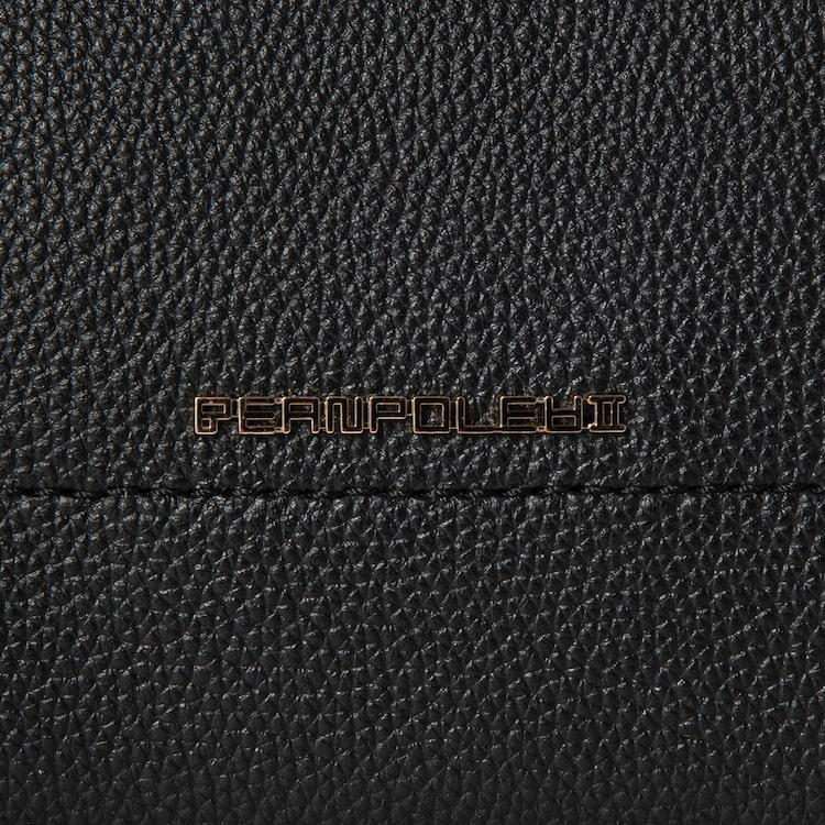 빈폴 액세서리(BEANPOLE ACCESSORY) 데일리 빈 투 핸들 토트백  Black (BE07D3M415)