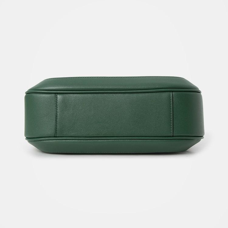 빈폴 액세서리(BEANPOLE ACCESSORY) 로얄 빈 미니 토트백  Green (BE08D3P01M)