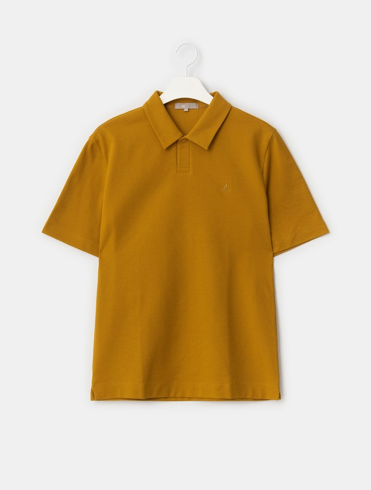 빈폴 멘(BEANPOLE MEN) [REGULAR] 그린 모던 피케 칼라 티셔츠 (BC1342A11M)