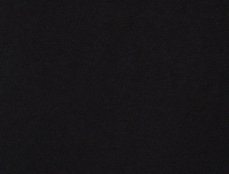 17fw 小鸟刺绣t恤 - 黑色