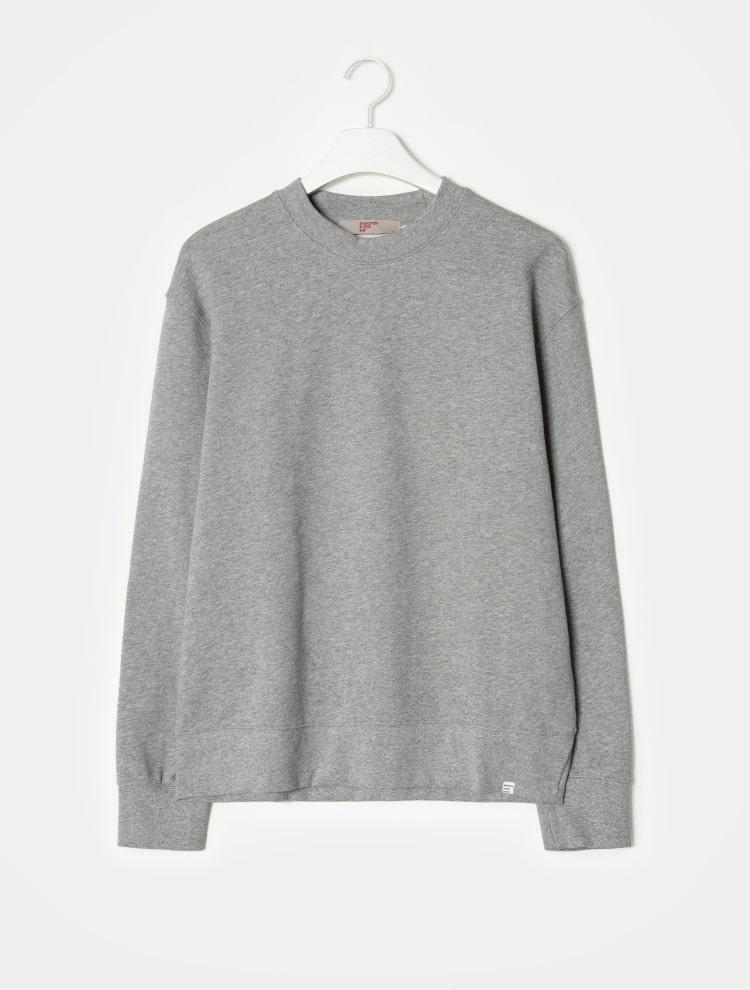 에잇세컨즈(8SECONDS) [LAB8] 라벤더 오버사이즈 코튼 스웨트 셔츠 (459141GL2T)