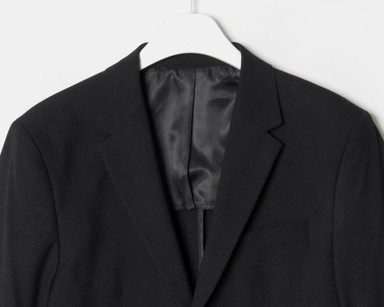 에잇세컨즈(8SECONDS) [사방 스트레치] 블랙 베이직 포멀 재킷 (219211BYD5)