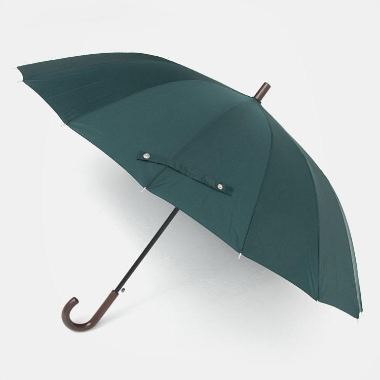 에잇세컨즈(8SECONDS) 카키 스트랩 백 자동 우산 (29928AWY1H)