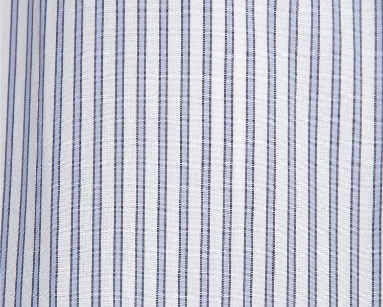 에잇세컨즈(8SECONDS) 라벤더 멀티 스트라이프 헨리넥 셔츠 (219264BY6T)