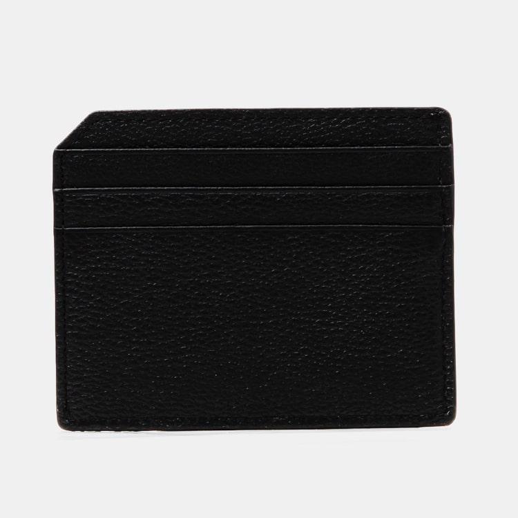 에잇세컨즈(8SECONDS) 화이트 리얼 레더 배색 미니 카드 지갑 (2992A3WY21)