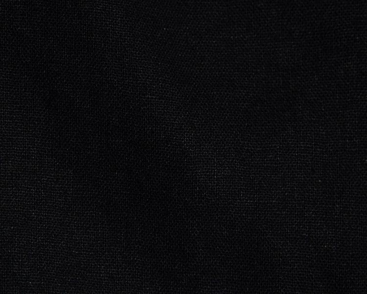 에잇세컨즈(8SECONDS) [리넨 블렌디드] 블랙 솔리드 핀턱 쇼트 팬츠 (269425D115)