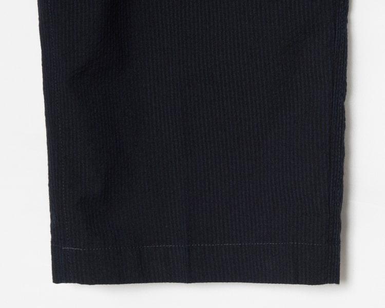 에잇세컨즈(8SECONDS) 네이비 베이직 시어서커 라운지 팬츠 (269521DY1R)