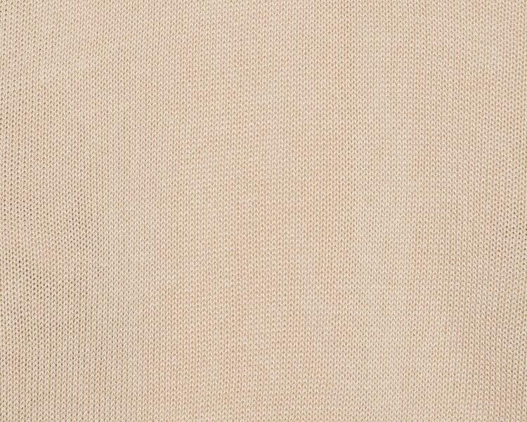 에잇세컨즈(8SECONDS) 베이지 컬러 블록 볼륨 소매 브이넥 니트 (159751GY1A)