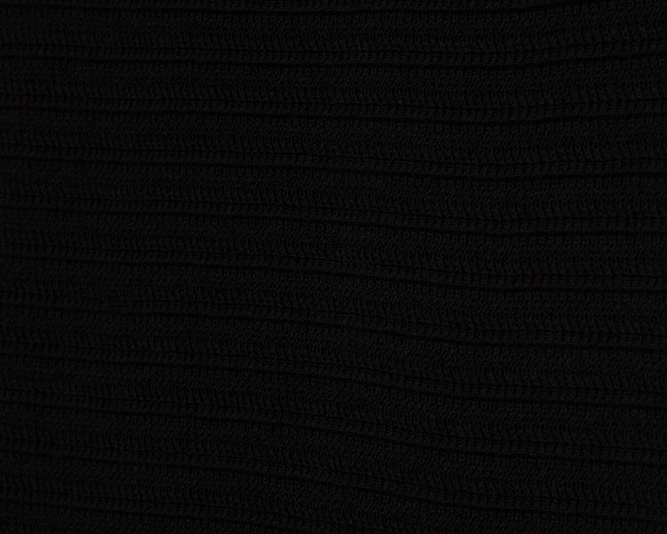 에잇세컨즈(8SECONDS) 블랙 포인트 스카시 밴딩 니트 스커트 (32975ULY15)