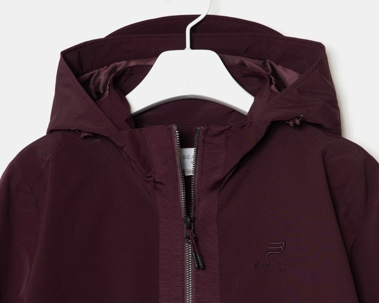 빈폴 스포츠(BEANPOLE SPORT) 와인 여성 롱 사파리 재킷