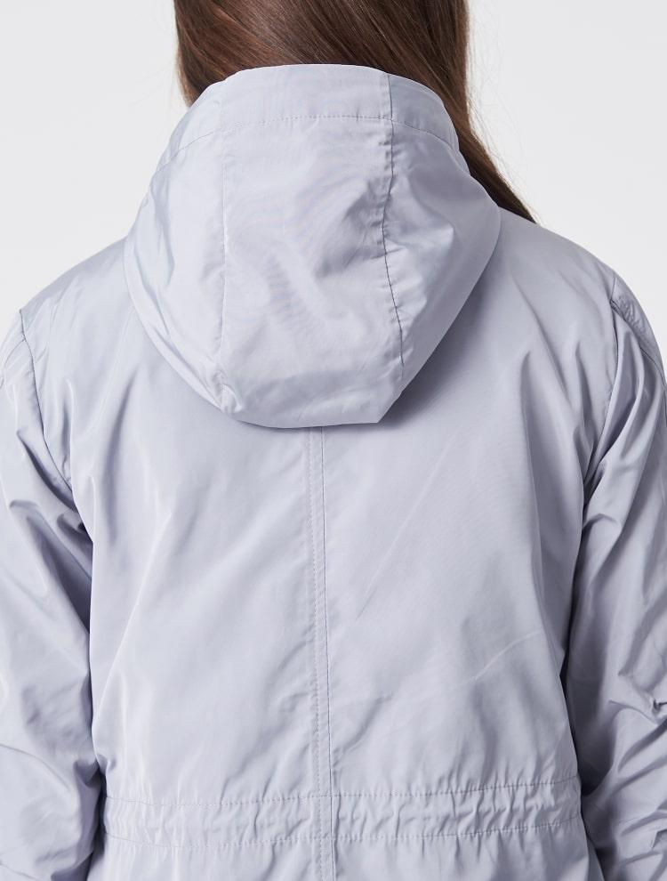 빈폴 스포츠(BEANPOLE SPORT) 그레이 여성 베이직 야상형 재킷 BO9239C093