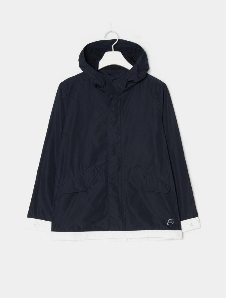 빈폴 스포츠(BEANPOLE SPORT) 네이비 여성 베이직 야상형 재킷 BO9239C09R