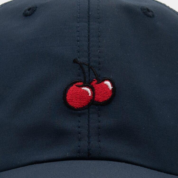 빈폴 스포츠(BEANPOLE SPORT) [BPS X KIRSH] CHERRY MASH CAP - Navy (BO958BW01R)