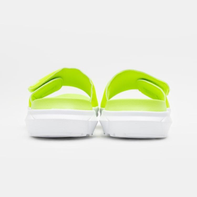 빈폴 스포츠(BEANPOLE SPORT) Unisex 레몬 POC 로고 슬라이더