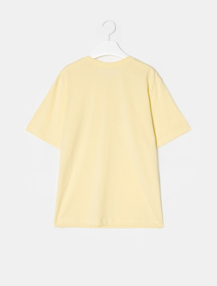 빈폴 레이디스(BEANPOLE LADIES) [30주년 Limited] 레몬 포토 콜라주 프린트 티셔츠 (BF9742N01F)