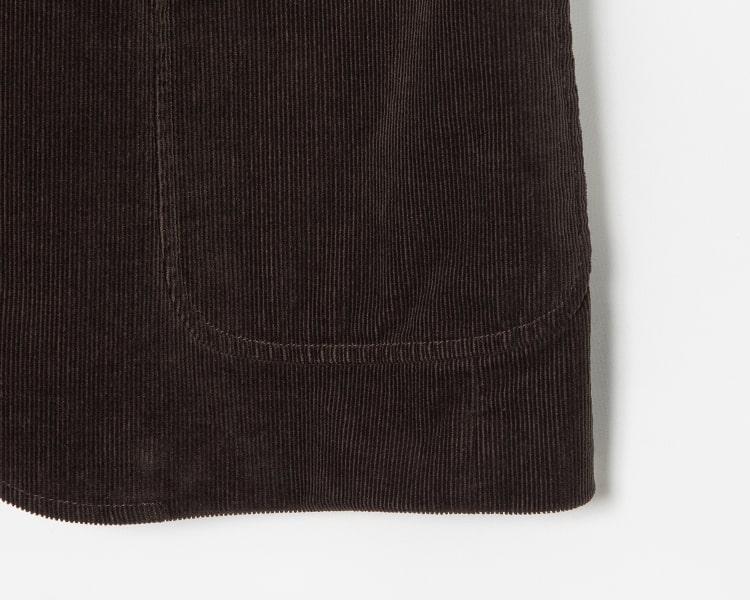 빈폴 멘(BEANPOLE MEN) 브라운 솔리드 코듀로이 재킷 (BC9811C55D)