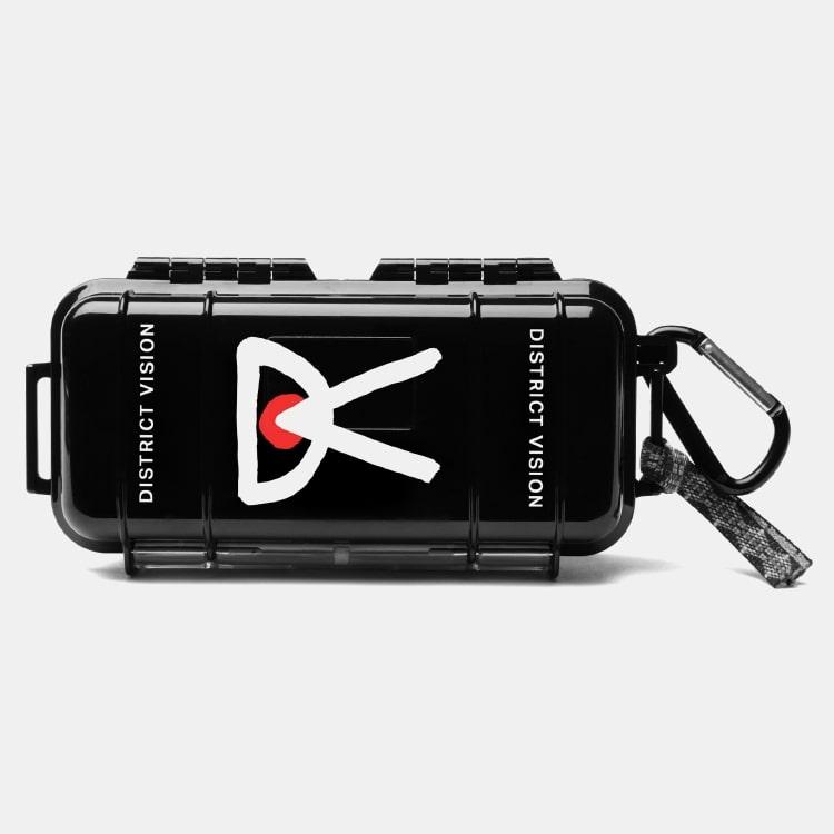 브룩스(BROOKS) Unisex KNOX TRAIL RUNNING CASE 블랙 (BX92ZZL025)