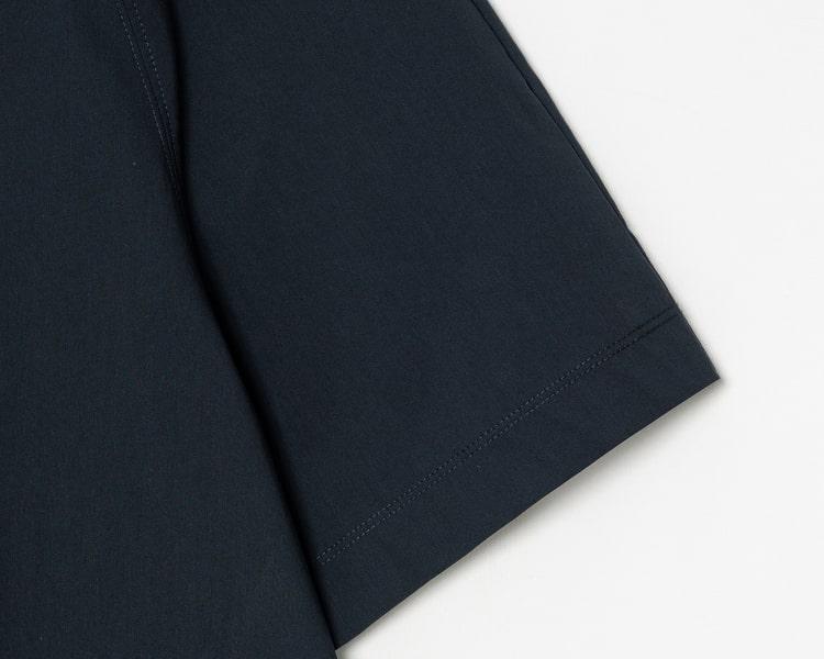 엠비오(MVIO) 애쉬 세미오버 우븐 반팔 티셔츠