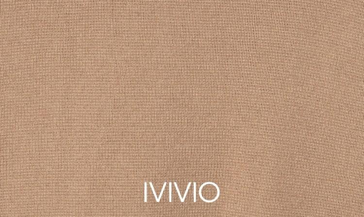 엠비오(MVIO) 베이지 캐시미어 혼방 터틀넥 스웨터