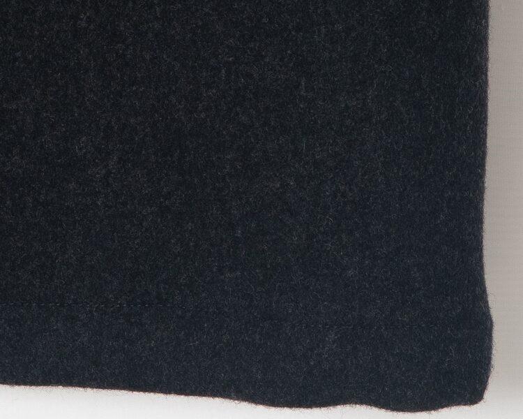 엠비오(MVIO) 애쉬 울 멜톤 솔리드 세미오버 발마칸 코트