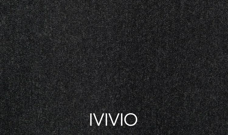 엠비오(MVIO) [MA:SIL] 애쉬 기모 테이퍼드 노턱 슬랙스