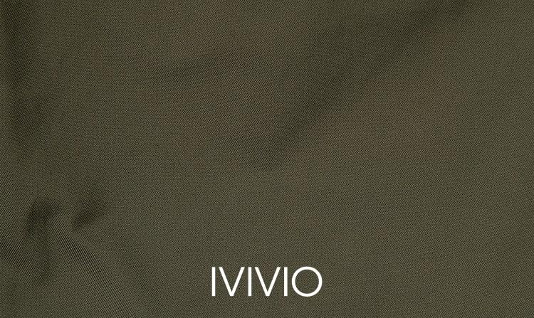 엠비오(MVIO) 후드 롱 야상 세미오버 트렌치 코트
