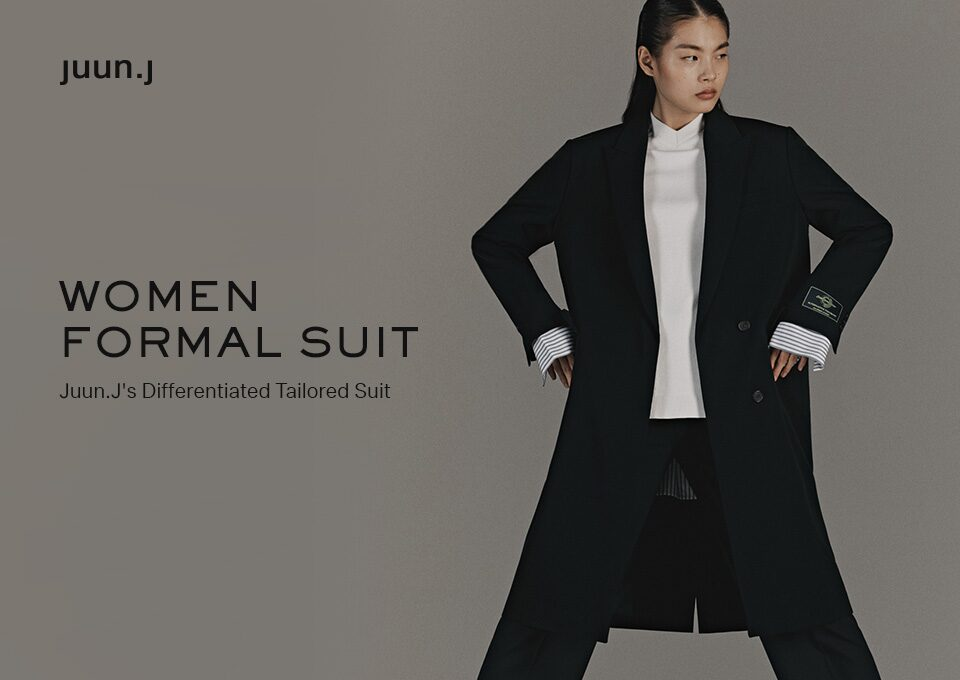 7b84ab90e JUUN.J WOMEN] Women Formal Suit│Samsung C&T Online Mall SSF Shop.com