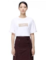 CLASSY 반팔 티셔츠