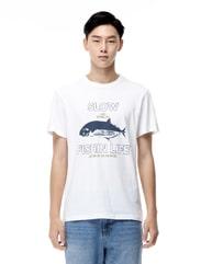 FISHIN LIFE 반팔 티셔츠