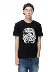 [STAR WARS] 캘리그라피 반팔 티셔츠