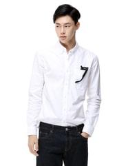 [SOFT OXFORD] 버튼다운 셔츠