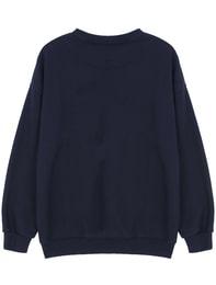 [KAKAO FRIENDS] CON 프린팅 라운드넥 스웨트 셔츠