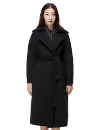 [셀럽's PICK] [HAND MADE] 울혼방 트렌치 코트