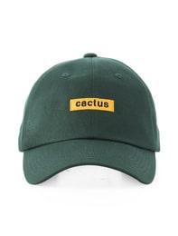 cactus 코튼 베이스볼 캡