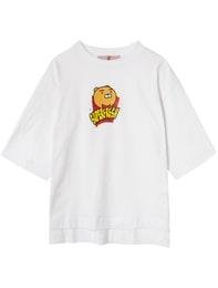 화이트 라이언 티셔츠