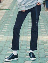[8 X 지디스픽] 블랙 매직 부츠컷 데님_ G-Dragon GD 지드래곤 콜라보