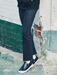 [8 X 지디스픽] 블랙 와이드 매직 부츠컷 데님_ G-Dragon GD 지드래곤 콜라보