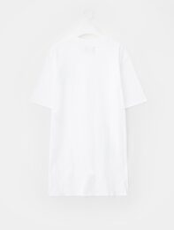 [8 X 지디스픽] 화이트 프린트 티셔츠_ G-Dragon GD 지디 콜라보
