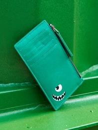 [에잇몬]그린 카드 지갑