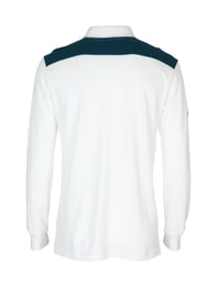 (남) [CLASSIC] 아이보리 피케 카라 티셔츠