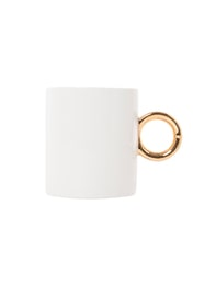 YELLOW GOLD MUG